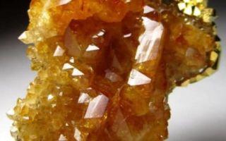 Камень цитрин, его магические свойства и сочетание со знаками зодиака, фото и особенности минерала