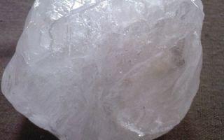 Алунит: что это за минерал, особенности квасцового камня, использование такого минерала в качестве дезодоранта