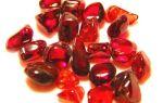 Пироп — разновидность граната, магические свойства камня, использование в медицине