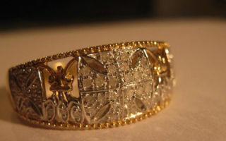 Чем отличаются золото 375 пробы от 585?