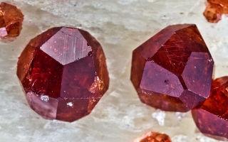 Камень альмандин — магические свойства этой разновидности граната