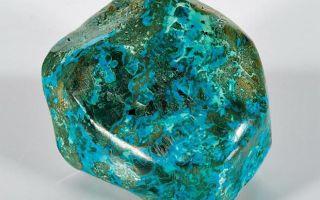 Камень хризоколла: магические и лечебные свойства, кому подходит камень, его значение и фото