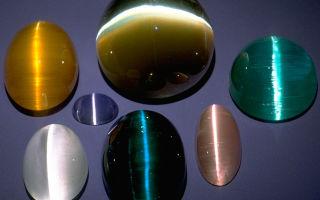 Камень кошачий глаз: значение и фото, основные свойства минерала с эффектом кошачьего глаза