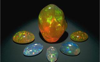 Камень опал — необычные свойства и какому знаку подходит