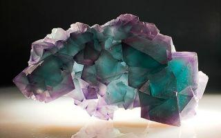 Флюорит — магические и лечебные свойства камня, фотогалерея минерала и украшений с его использованием
