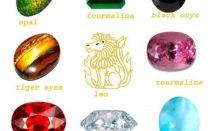 Какие камни больше всего подходят женщинам знака зодиака лев, какие талисманы подойдут знаку?