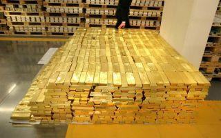 Золотые запасы США: немного истории, где и как содержится золотовалютный резерв Америки, правда и вымысел о Форт-Ноксе