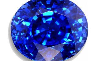 Каких цветов бывают сапфиры и какими свойствами обладают камни разных цветов, значение камня сапфир и его описание