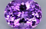 Ааметист: мифы и легенды о происхождении камня, целебные и магические свойства, фото и видео