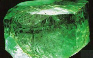 Камень берилл – основные особенности, характеристики и фото кристаллов, как определить подделку