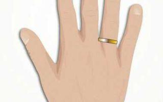 На каком пальце мужчины носят печатку: особенности выбора и значение ношения аксессуаров на каждом из пальцев