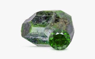 Камень демантоид: физические свойства и фото, месторождение и знаки зодиака, лечебные и магические свойства