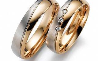 Как правильно выбрать обручальное платиновое кольцо — на что обратить внимание и полезные советы