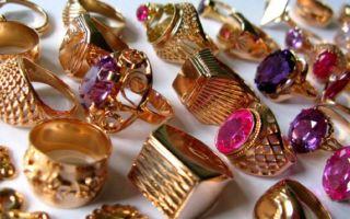 Формирование цены за грамм золота в ломбардах