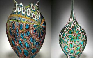 Производство изделий из муранского стекла: что это такое