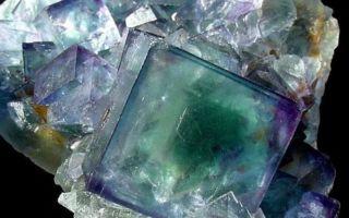 Плавиковый шпат или флюорит: описание минерала и его разновидности, применение, магические и лечебные свойства