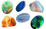 Опал: лечебные и магические свойства камня, его разновидности и цвета, особенности черных и розовых опалов