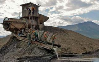 Особенности добычи золота — виды месторождений, процесс золотодобычии последующая обработка