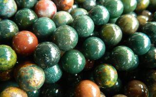 Камень Гелиотроп — интересные свойства и кому подходит