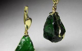Хромдиопсид — магические и целительные свойства уникального камня, его цена и возможности
