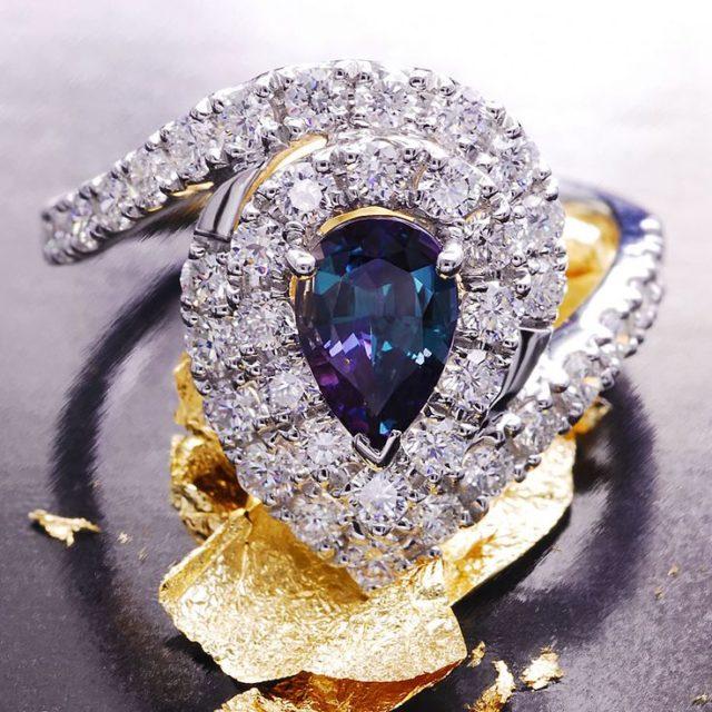 дорогое кольцо