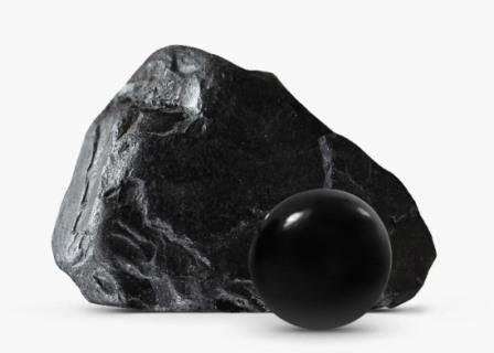 Чёрный янтарь