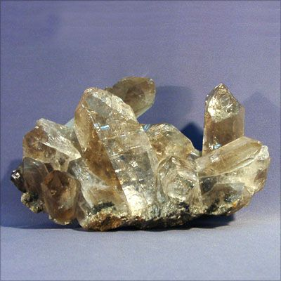 Дымчатый минерал – раухтопаз