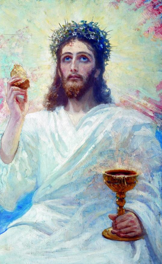 Чаша Иисуса Христа