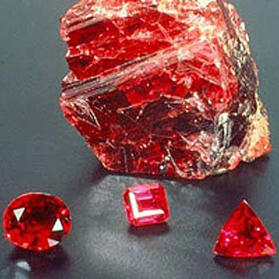 Обработка искусственных минералов