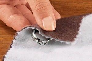 Уход за изделиями с бриллиантами