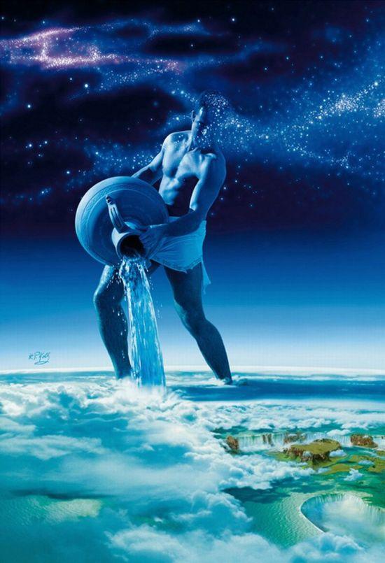 Аквамарин для водолея