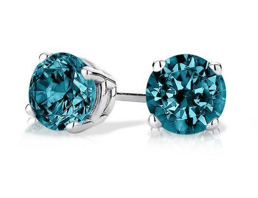 голубую разновидность бриллианта