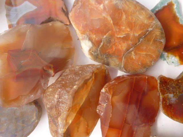 месторождения камня