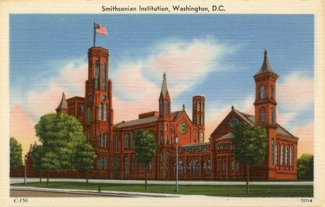 Смитсоновский институт Вашингтона