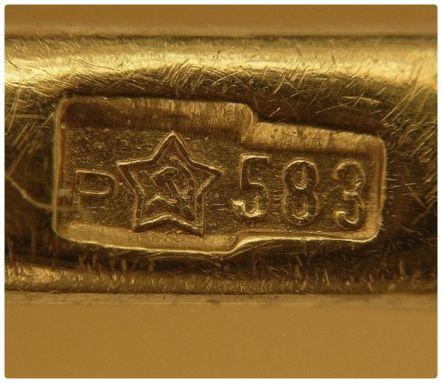 Цена золота 585 пробы 9cb0a3b4773